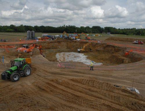 Assainissement des sols, réhabilitation et aménagement avec Ecoterres